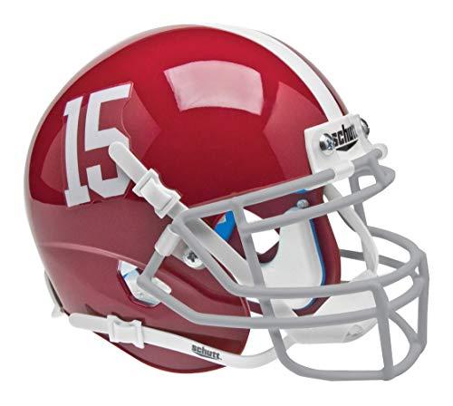 - Schutt NCAA Mini Authentic XP Football Helmet, Alabama Crimson Tide