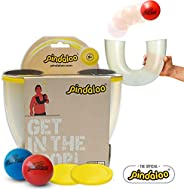 pindaloo Skill Toy + 2 Upgraded Balls. The Latest Craze to Hit The U.S.A. for Kids, Teens and Adults. Lots of Fun, Develops