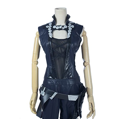 Guardians of The Galaxy Gamora Cosplay Costume Deluxe Womens Outfit Accessory