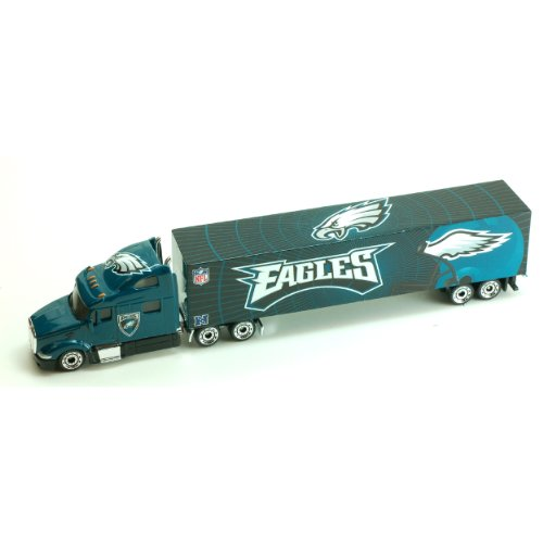 Press Pass NFL Philadelphia Eagles 2011 Tractor Trailer by Press Pass