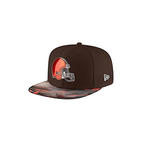 New Era 9Fifty Hat NFL 2016 On Field Col - Cleveland Browns Bucket Shopping Results