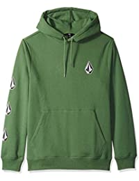 Men's Deadly Stone Pullover Hooded Fleece Sweatshirt