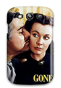 Ultra Slim Fit Hard Case Cover Specially Made For Galaxy S3- Gone With The Wind