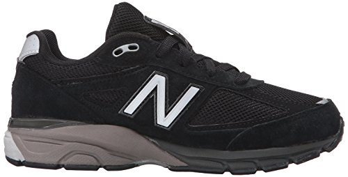 New Balance Boys' KJ990V4 Pre Running Shoe, Black, 35 XW EU