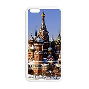 Christmas special castle Phone Case for Iphone 6
