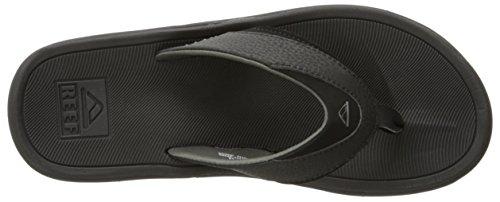 Reef Mens Modern Sandal Black KSffz53S