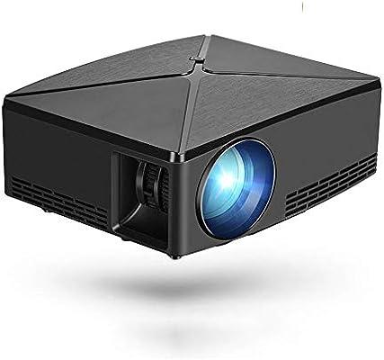 ZXGHS Mini Proyector Portatil Full HD, Full HD 1080P Proyector ...