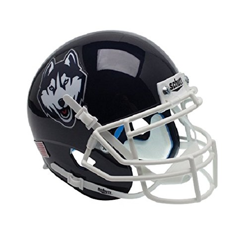Schutt NCAA Connecticut Huskies Collectible Mini Helmet