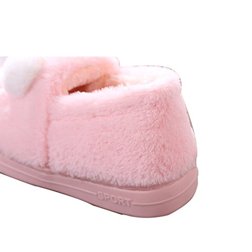 Girls Doggy Unisex Mouse for Cute pink Toddler Slippers Kids Boys YY51wqa