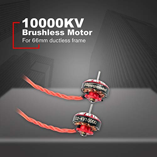 Wikiwand 10000KV Brushless Motor for Sailfly-X Mobula7 HD Drone 2s-3s 75mm-85mm