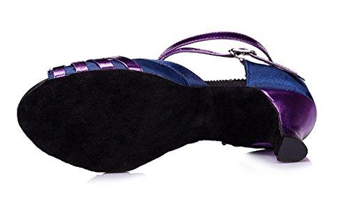 TDA - Zapatos de tacón  mujer 6cm Heel Blue