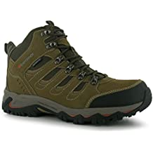 Karrimor Mens Mount Mid Walking Boots Shoes Lace up Hiking