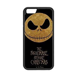 Nightmare Before Christmas iPhone 6 4.7 Inch Cell Phone Case Black Vbpbb