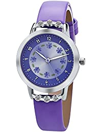 Girls Watches, IWOCH Good Looking Easy Use Easy Reader...