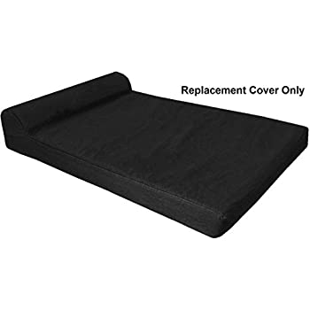 Amazon.com : Dogbed4less HeadRest Dog Pet Bed Canvas