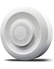 Wifi Smart Air Box, Formaldehyde, VOC, Kooldioxide, Temperatuur, Vochtigheidssensor, Automatisering Alarm Detector, Luchtkwaliteit Monitor, Smart Home, Gebruiksvriendelijk, USB Oplaadbaar