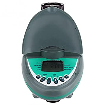 amazon com timers automatic electronic garden water timer smart