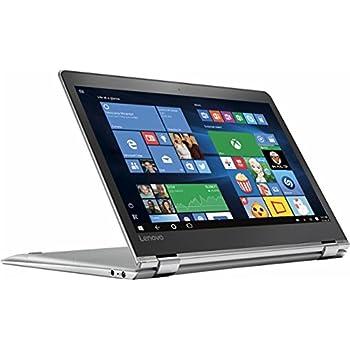 "Lenovo Yoga 710 2-in-1 11.6"" Full HD Touchscreen Flagship High Performance Laptop PC | Intel Core i5-7Y54 | 8GB RAM | 128GB SSD| HDMI | Bluetooth | Windows 10 (Silver)"