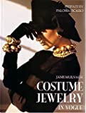 img - for Costume Jewelry in Vogue by Jane Mulvagh (1988-09-03) book / textbook / text book