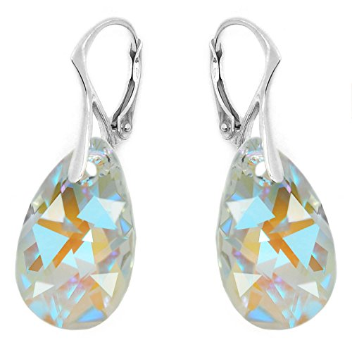 Ab Swarovski Crystal Dangle - 8