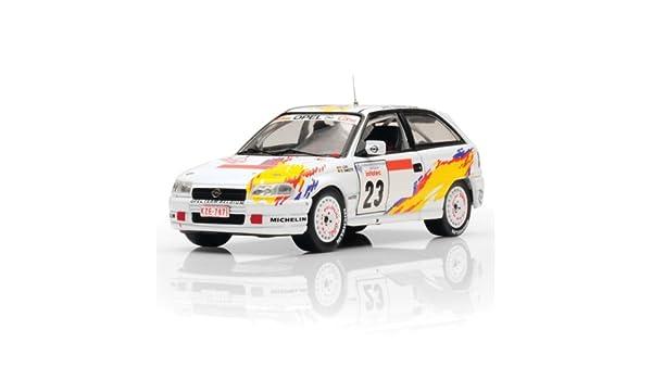 Opel astra gSI 16 v no. 23 tour de corse 1995: Amazon.es: Juguetes y juegos
