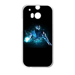 Mortal Kombat 34 iPhone 4 4s Cell Phone Case White Cell Phone Case Cover EEECBCAAK01424