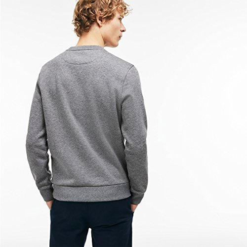 Lacoste Herren Sweatshirt Grau grau