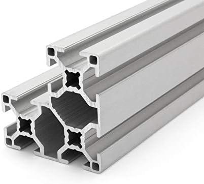 Profil/é en aluminium 20 x 20 mm Type B