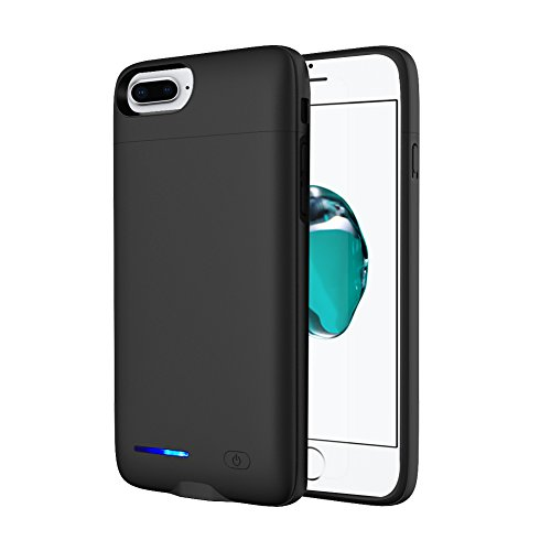 Cheap Charger Cases iPhone 6 Plus/6s Plus/7Plus Extended Battery Case, 4200mAh Portable Charging Case Protective..