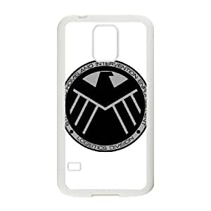 Samsung Galaxy S5 Cell Phone Case White s.h.i.e.l.d 002 Special gift AJ887060