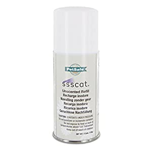PetSafe SSSCAT Spray Pet Deterrent, Motion Activated Pet Proofing Repellent for Cats and Dogs 16