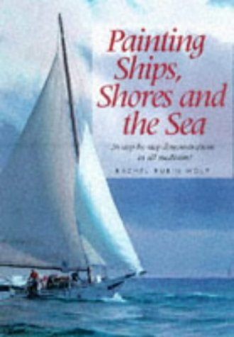 Painting Ships, Shores and the Sea by Rachel Rubin Wolf - Shore Mall North Shopping
