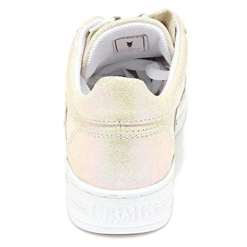 Scarpe Women Shoes Crime Sneakers Donna 3752l Oro 1XqOFa