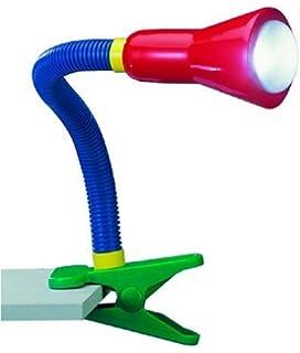 1x E14 max blau 24705//37 40W geeignet f/ür R50 Reflektorlampen Brilliant Flex Klammerleuchte