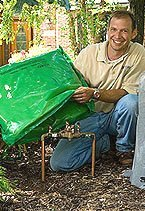 (Dekorra Green Insulated Pouch 602-GN 24