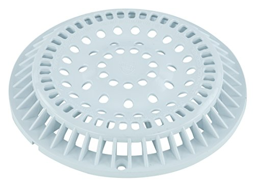 Anti-Vortex Main Drain Suction Cover Plate For In-Ground Swimming Pools