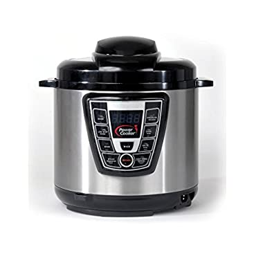 Power Cooker Pro 6-Quart Digital Pressure Cooker