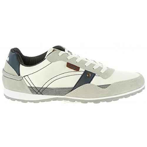 Homme De 84003 Blanco 06 Chaussures Pour Sport Jeans Lois S4zqXw
