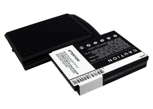 (Extended Battery for HP iPAQ 200, 210, 211, 212, 214, 216 (with cover))