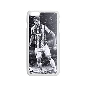 KORSE Marchisio Juventus Phone Case for Iphone 6
