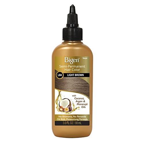Cheap Bigen Semi-Permanent Haircolor #Lb4 Light Brown 3 Ounce (88ml) (2 Pack) for cheap