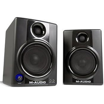 M-Audio Studiophile AV 40 Powered Speakers (Previous Version)