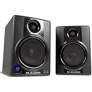 M-Audio Studiophile AV 40 Powered Speakers (Previous Version)