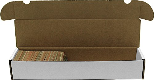 BCW Count Corrugated Cardboard Storage