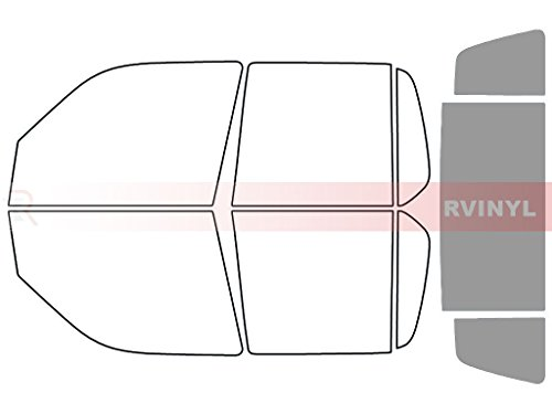 Rtint Window Tint Kit for Ford Explorer Sport Trac 2001-2005 - Rear Windshield Kit - 50%