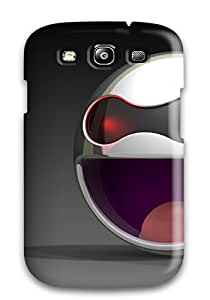 Forever Collectibles Smiley Hard Snap-on Galaxy S3 Case