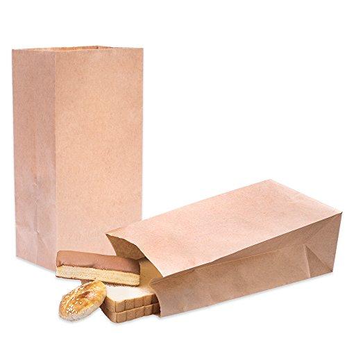 popcorn bags brown - 4