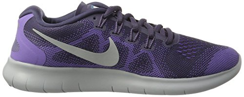 purple Violet Raisin hypr Running Earth Chaussures Dk Free Pure Run 2017 Platinum Femme de Nike wqz70f6n