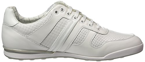 BOSS Green Arkansas_lowp_ltpf 10197500 01, Zapatillas para Hombre Blanco (White 100)