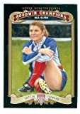 Mia Hamm trading card (USA Woman Soccer World Cup) 2012 Upper Deck Goodwin #67